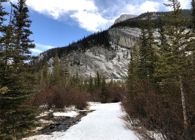 Goat Creek Trail, Kananaskis Country, Alberta