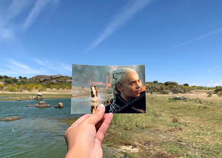 """Game of Thrones"" Drehort in Los Barruecos, Extremadura"