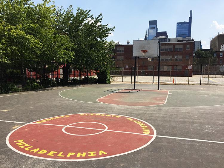 Roberto Clemente Playground, Philadelphia