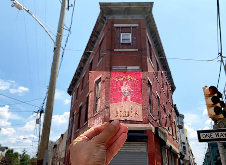 Mighty Mick's Boxstudio, Philadelphia