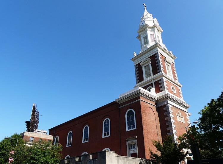 St Augustine Church, Philadelphia