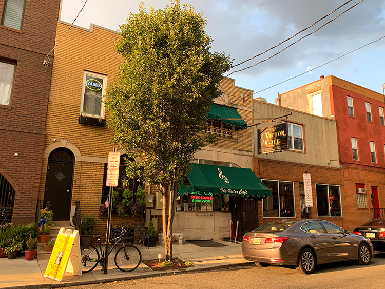 Victor Cafe, Philadelphia