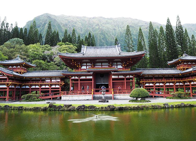 Byodo-In Tempel, O'ahu