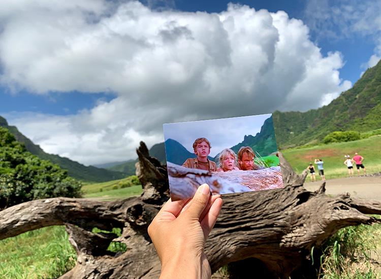 Jurassic Valley, Kualoa Ranch, O'ahu
