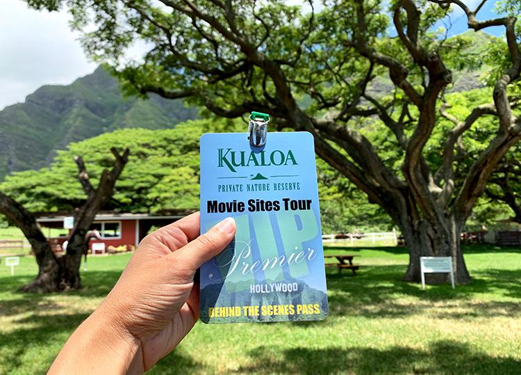Movie Tour auf der Kualoa Ranch