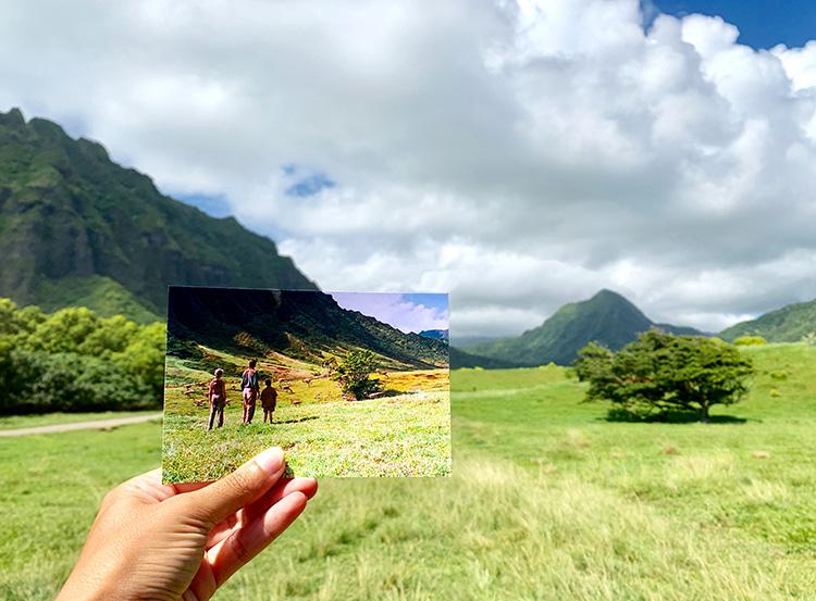 Jurassic Valley, Kualoa Ranch, O'ahu, Hawaii