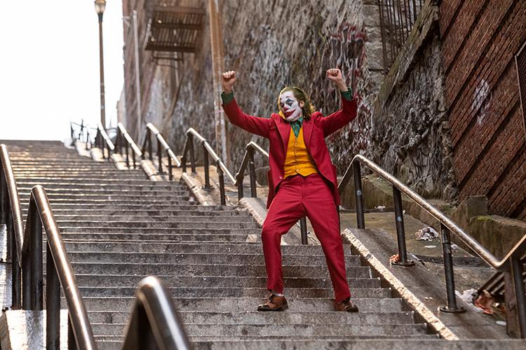 Joker-Treppe, New York