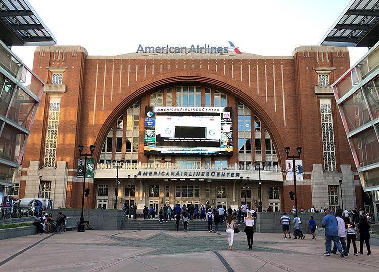 American Airlines Center, Dallas