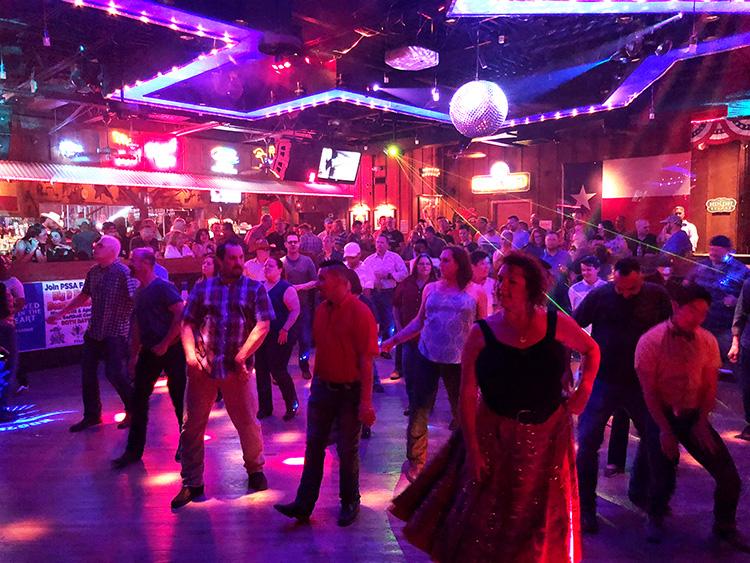 Round-Up Saloon, Dallas