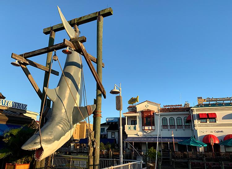 Der Weiße Hai, Universal Studios Florida, Orlando