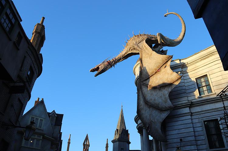 The Wizarding World of Harry Potter, Universal Studios Florida, Orlando