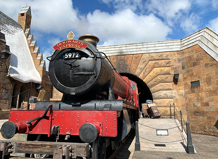 Hogwarts Express, Universal's Islands of Adventure, Orlando