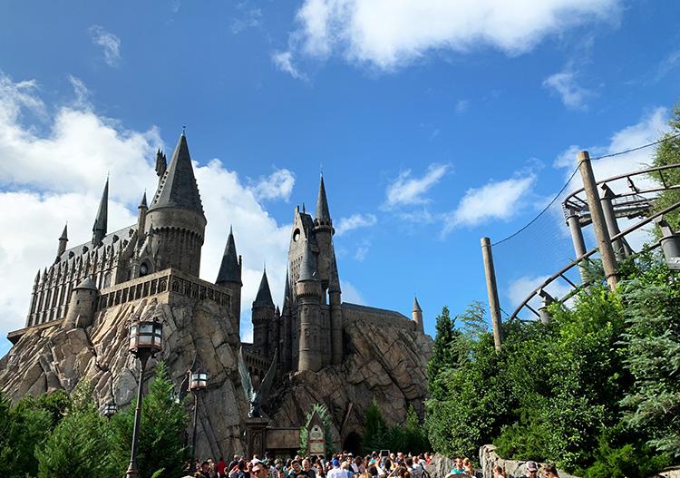 Hogwarts, The Wizarding World of Harry Potter, Universal's Islands of Adventure, Orlando