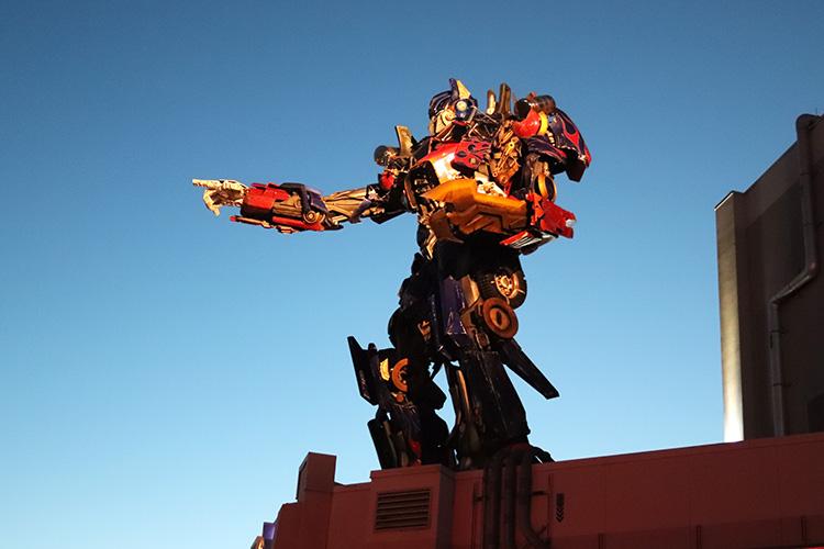Transformers 3D Ride, Universal Studios Florida, Orlando