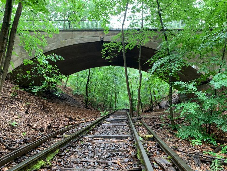 Alte Bahnstrecke Wannsee-Stahnsdorf, Brandenburg