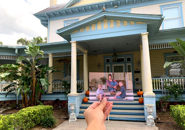 "Drehort aus ""My Girl"", Bartow, Florida"