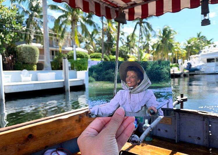 """Fahrt mit der """"African Queen"""" in Key Largo, Florida Keys"""