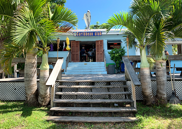 Caribbean Club, Key Largo, Florida Keys