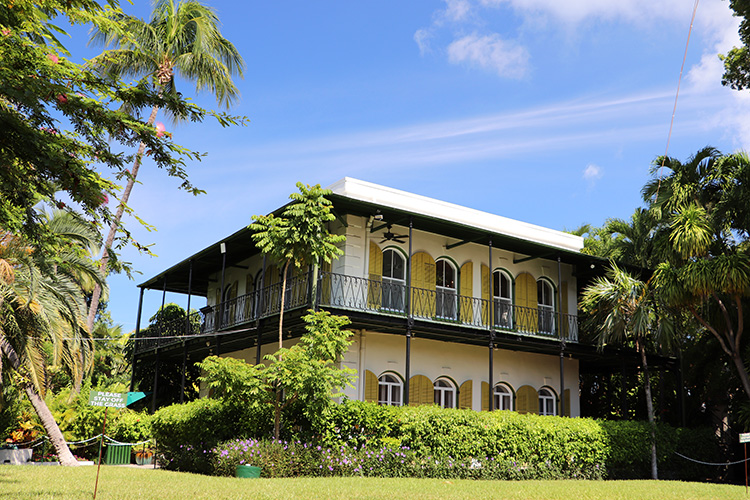 Hemingway Haus, Key West, Florida Keys