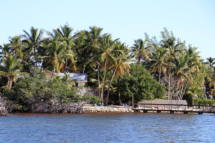 "Drehort aus ""Roter Drache"", Islander Resort, Islamorada, Florida Keys"