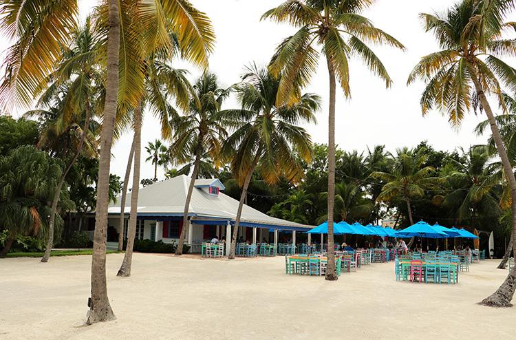 Morada Bay Beach Cafe, Islamorada, Florida Keys