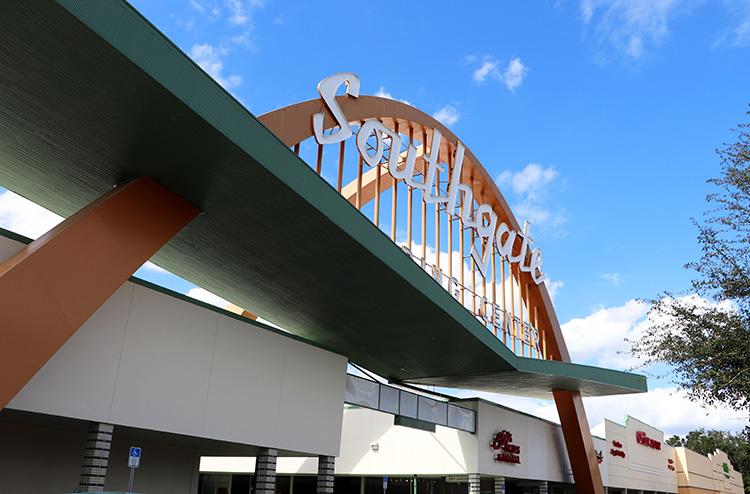 Southgate Shopping Center, Lakeland, Florida