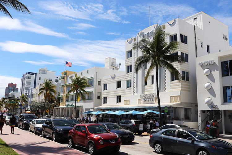 The Beacon Hotel, Miami, Florida