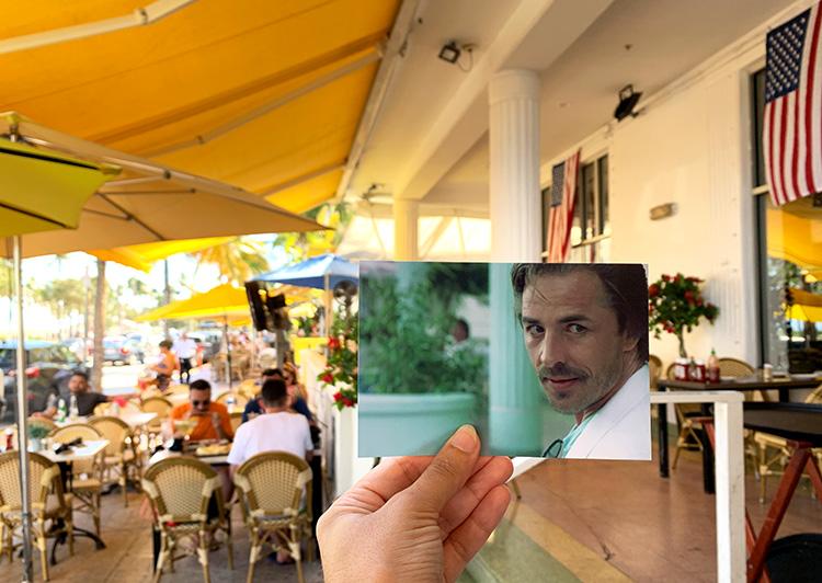 """Drehort aus """"Miami Vice"""", The Carlyle, Miami, Florida"""