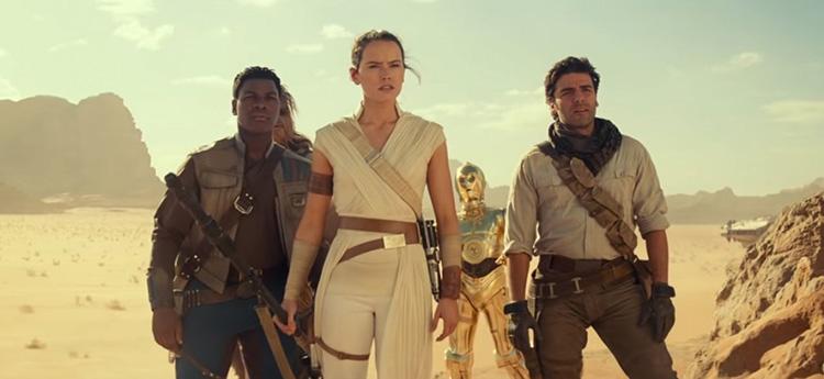 Star Wars 9 Drehort Wadi Rum in Jordanien