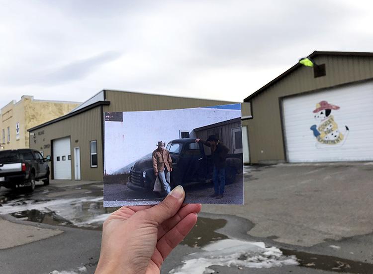 """Brokeback Mountain"" Drehort, Cowley, Alberta"