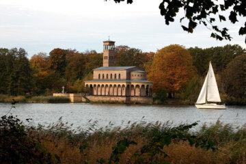 Heilandskirche am Port von Sacrow, Potsdam