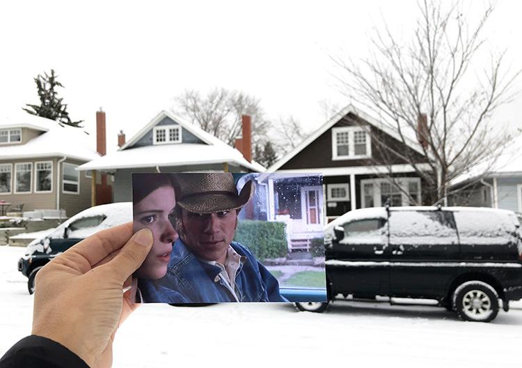 """Brokeback Mountain""-Haus in Calgary"