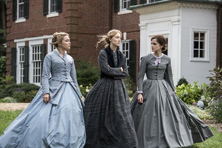 "Drehorte von ""Little Women"" in Massachusetts"