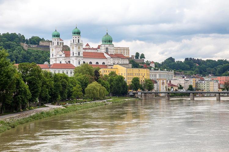 Drehort Passau