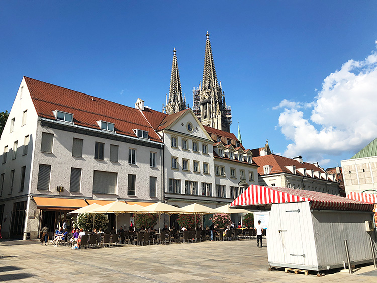 Drehort Regensburg