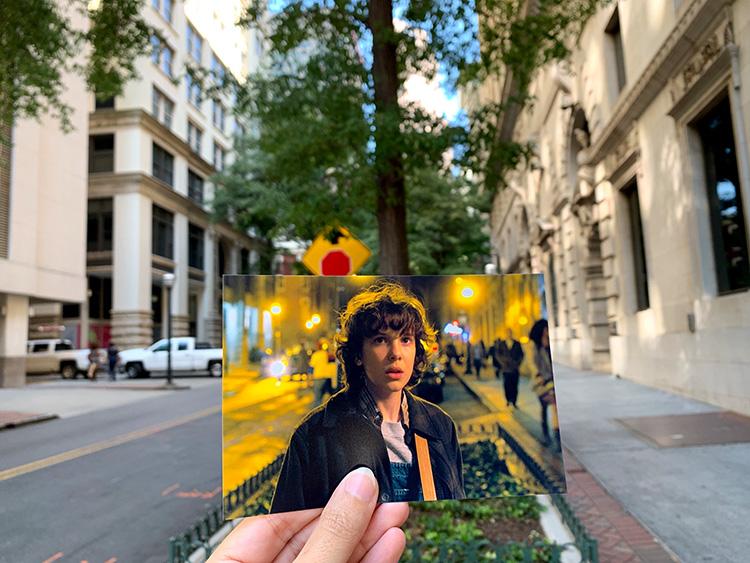 """Stranger Things""-Drehort in Atlanta, Georgia"