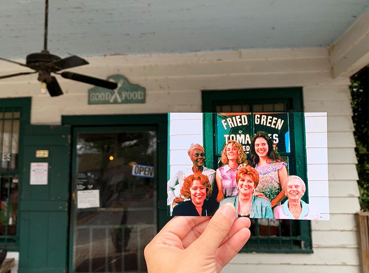 Whistle Stop Cafe, Juliette, Georgia
