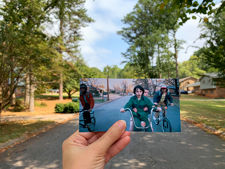 """""""Stranger Things""""-Drehort in Tucker, Georgia"""