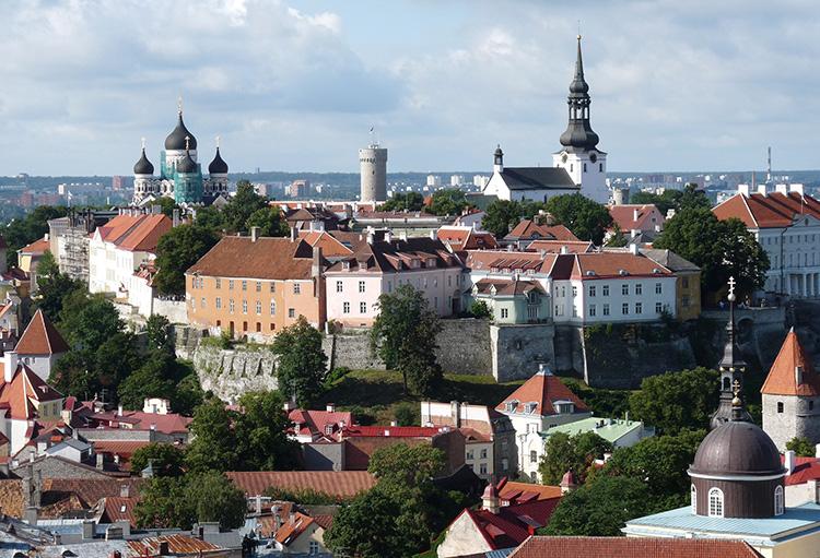 """""""Tenet""""-Drehort Tallinn, Estland"""