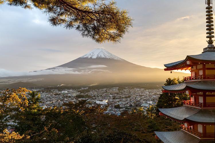 Japan - 10 Filme und ihre Drehorte