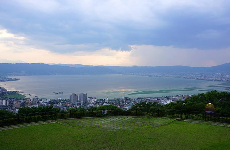 Suwa-See, Nagano, Japan