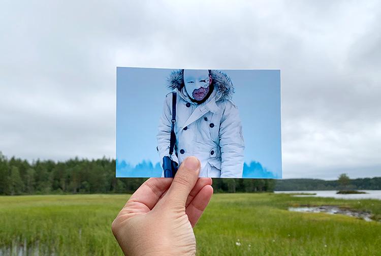 """""""Keine Zeit zu sterben""""-Drehort am Langvann, Hakadal, Norwegen"""