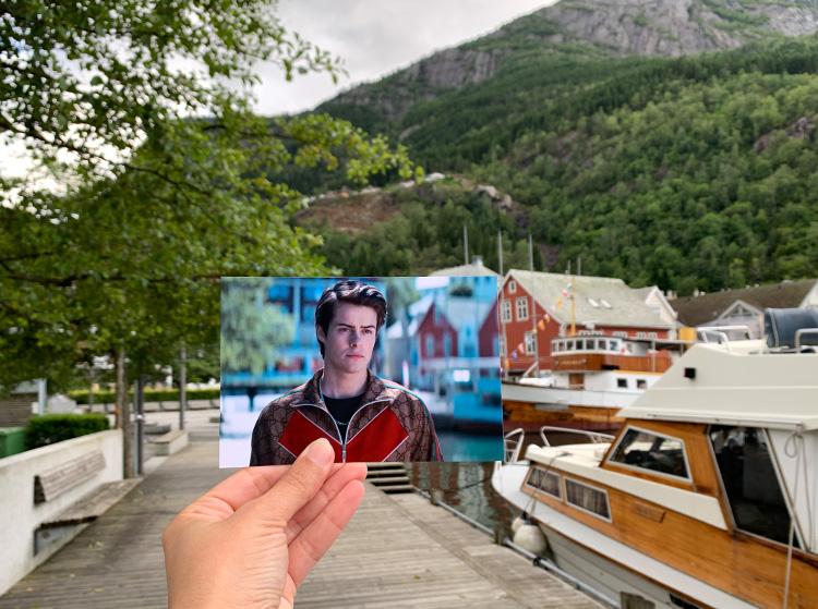 """""""Ragnarök""""-Drehort Odda, Norwegen"""