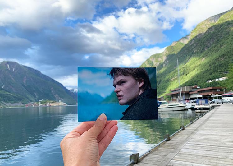 """""""Ragnarök""""-Drehort Odda, Norwege"""
