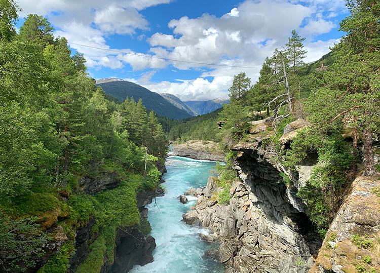 Rauma, Norwegen