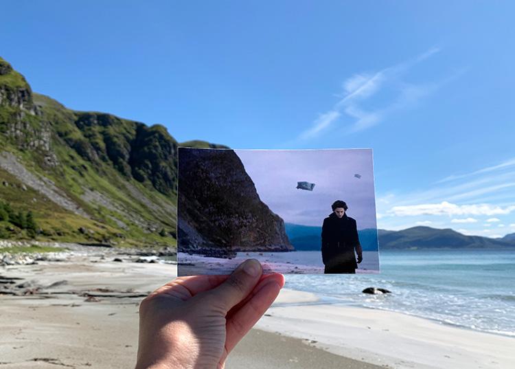 """Dune""-Drehort auf Stadlandet, Norwegen"