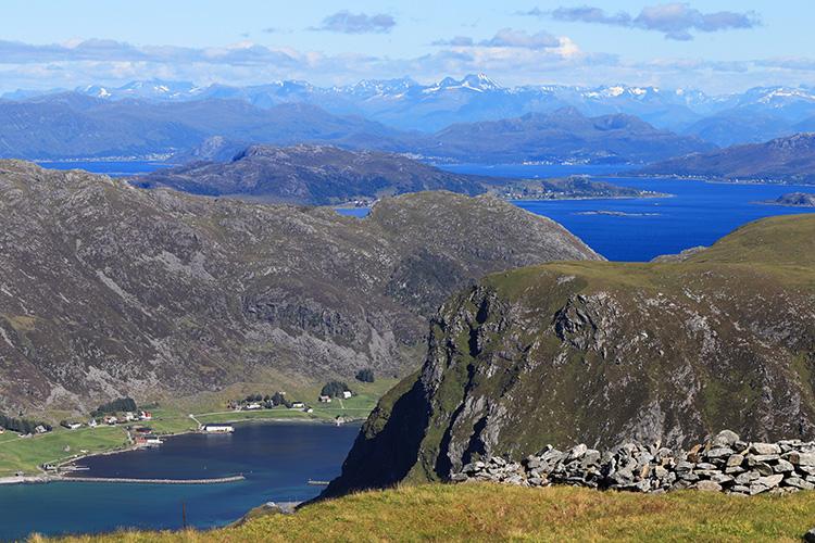 Vestkapp, Norwegen