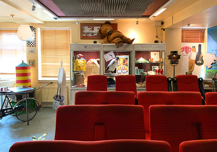 Kino, Dat Otto Huus in Emden
