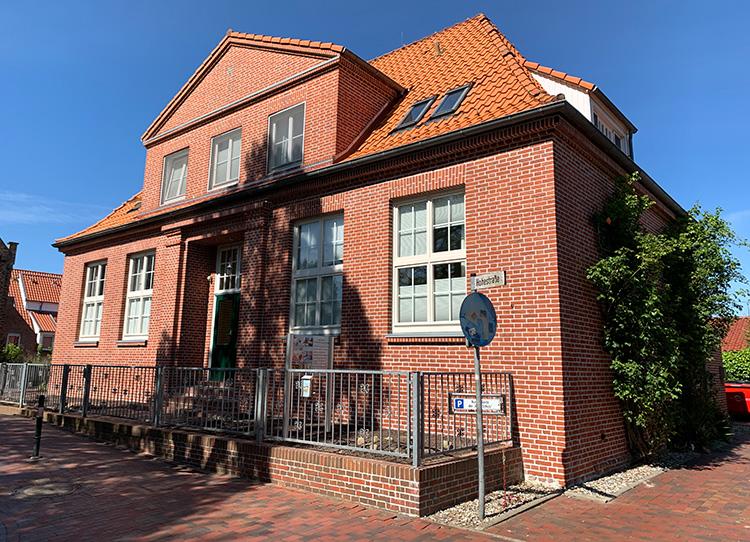Alte Schule, Krummhörn-Greetsiel