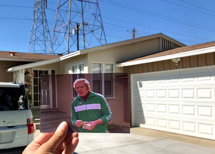 Das Haus von Marty McFly, Arleta, Los Angeles